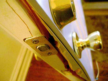 Burglary--Here I discuss how to secure your home better which ...