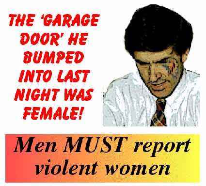Man as a victim of Domestic Violence