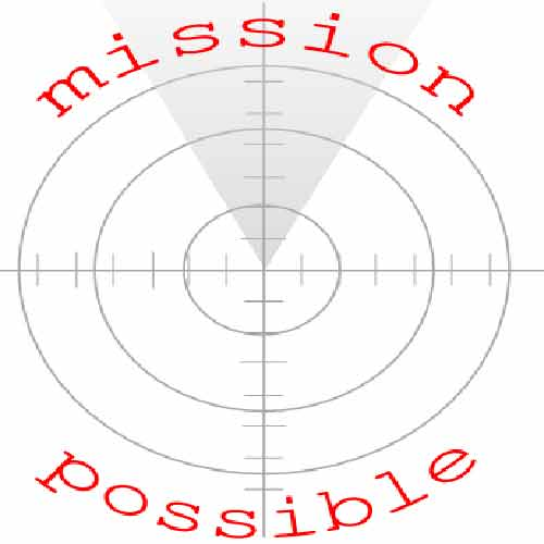 It is possible to keep yourself safe! Mission Possible logo